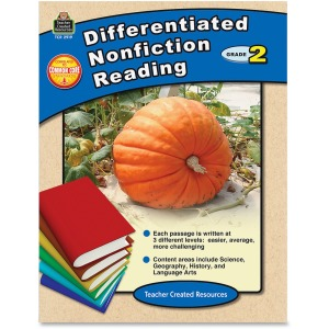 Teacher Created Resources Grade 2 Differentiated Reading Book Printed Book