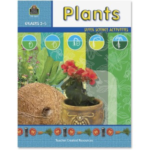 Teacher Created Resources Gr 2-5 Plants Science Book Printed Book