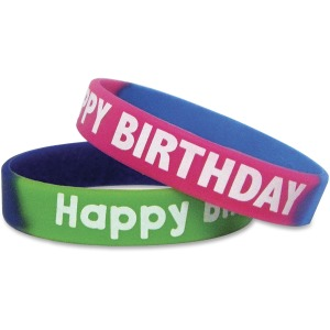 Teacher Created Resources Happy Birthday Wristbands