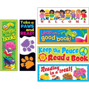 Trend Encouraging Bookmarks Variety Pack