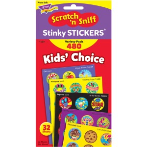Trend Stinky Stickers Super Saver Variety Pack