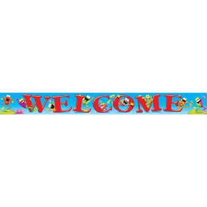Trend Frog-tastic! Theme Welcome Banner