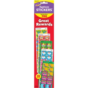 Trend Great Rewards Applause Stickers Variety Pack