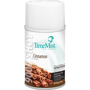 TimeMist Cinnamon 9000 Shot Air Dispenser Refill