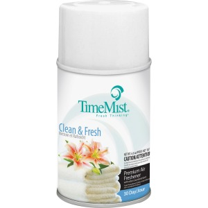 TimeMist Metered Dispenser Clean/Fresh Refill