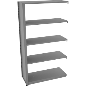 "Tennsco Capstone Shelving 48""W 5-shelf Unit"
