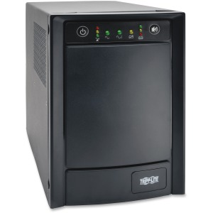 Tripp Lite UPS Smart 1500VA 900W Tower Pure Sine Wave AVR USB DB9