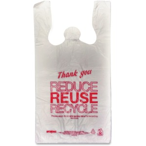 Unistar Plastics Thank You Eco-friendly Bag