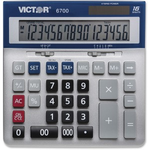 Victor 16-Digit Desktop Calculator