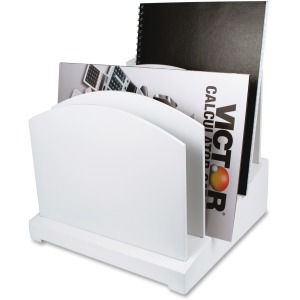 Victor W8601 Pure White Incline File