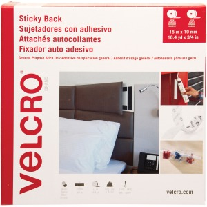 VELCRO® Brand Sticky Back Stick On Fasteners