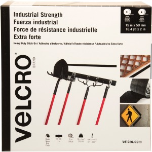 VELCRO® Brand Heavy Duty Stick On Fasteners