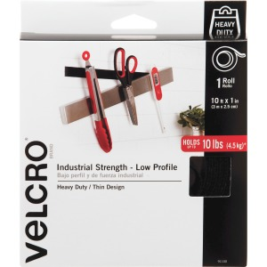 VELCRO® Brand VELCRO Brand Ultra-Mate Low-profile Fastener Tape