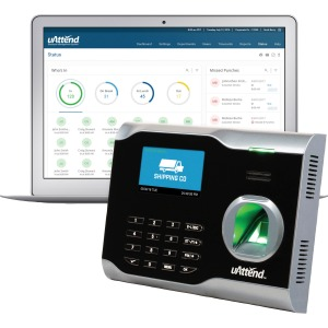 uAttend BN6500 Time Clock