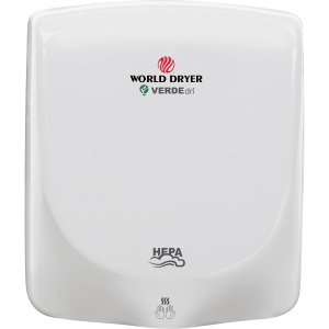 World Dryer VERDEdri High-Speed Hand Dryer