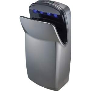 World Dryer VMax High-Speed Vertical Hand Dryer