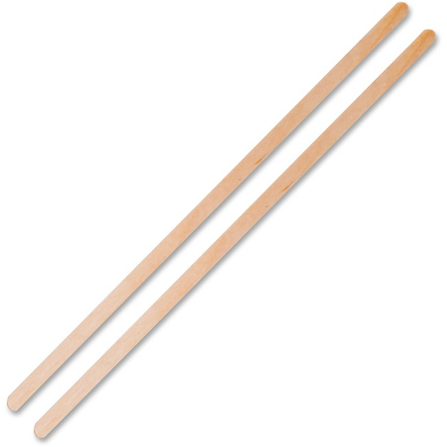 Royal Paper Products Wood Coffee Stir Sticks