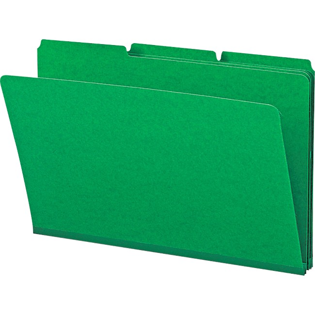 Smead Colored Pressboard Folders