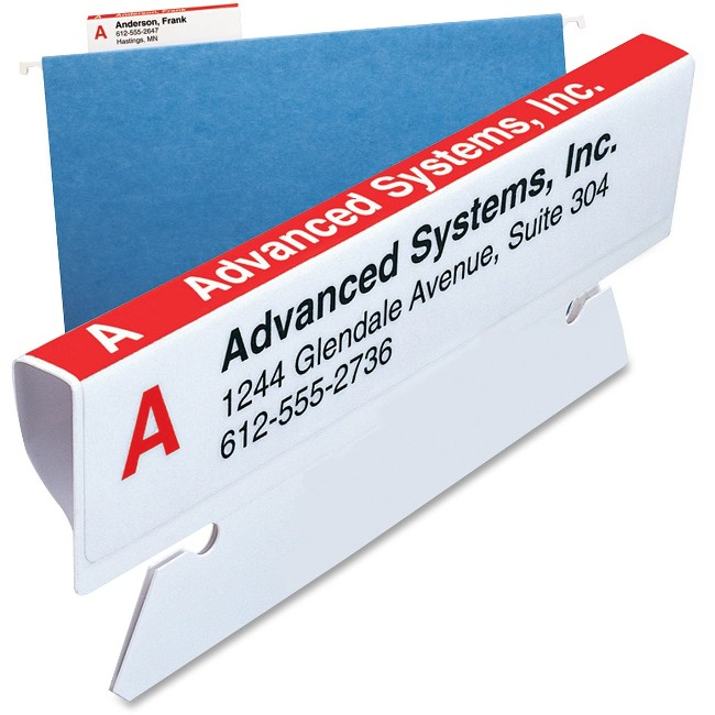 Smead Viewables® Labeling System for Hanging Folders (Refill Pack 160)
