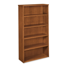 Wood Veneer Bookcases