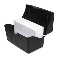 Card Files & Holders