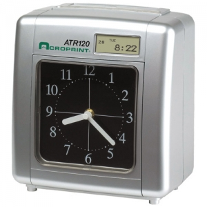 ACRO ATR120 ELECTRONIC - TOP FEED TIME CLOCK