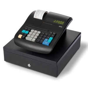 ROYAL 220DX 24 DEPT - THERMAL CASH REGISTER