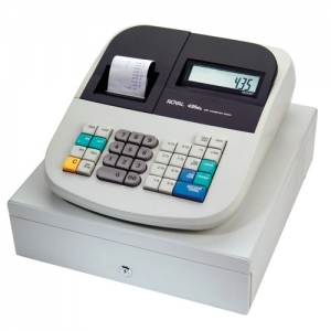 ROYAL 435CX REFURBISHED - INK ROLL CASH REGISTER