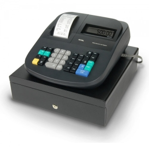ROYAL 500DX 16 DEPT - INK ROLL CASH REGISTER