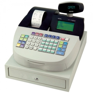 ROYAL A710ML REFURBISHED - THERMAL CASH REGISTER