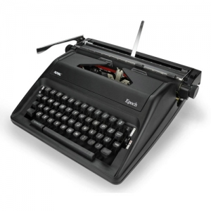 ROYAL EPOCH MANUAL - PORTABLE TYPEWRITER