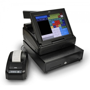 ROYAL TS1200MW THERMAL - TOUCH SCREEN CASH REG