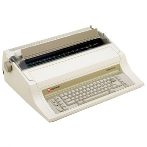 ADLER POWERWRITER - LQ-ELECTRONIC TYPEWRITER
