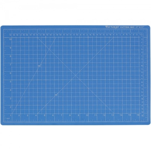 "DAHLE VANTAGE  BLUE - 9"" X 12"" CUTTING MAT"