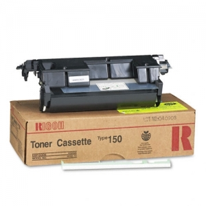 RICOH FAX2700L TYPE 150 - BLACK TONER (RED R)
