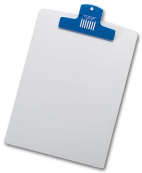 Keep-It Clip Board