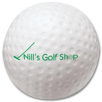 Stress Relief Golf Balls