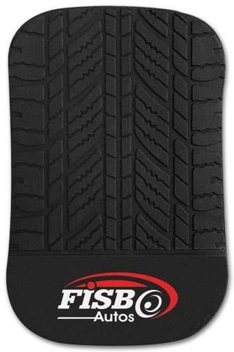 Jelly Stick Pad Tire Tread