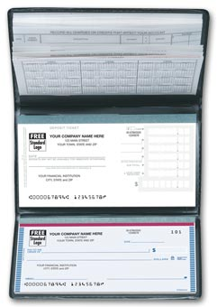 Personal Size Check Register