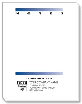 Notes, Personalized Notepads, Small