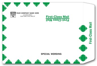 First Class Mailing Envelope