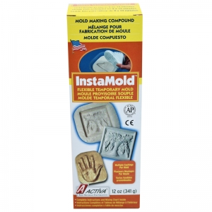InstaMold, Temporary Mold Compound, 12 oz.