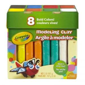 Modeling Clay, 2 lb. Jumbo Assortment