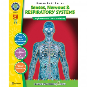 NERVOUS SENSES & RESPIRATORY  SYSTEMS