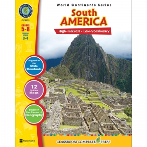 WORLD CONTINENTS SERIES SOUTH  AMERICA