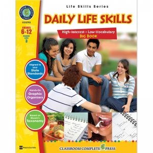 DAILY LIFE SKILLS BIG BOOK