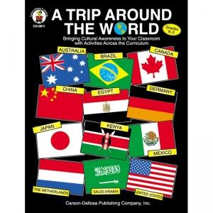 A TRIP AROUND THE WORLD GR K-3