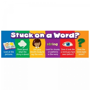 READING CLUES BOOKMARKS 30/PK