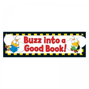 BUZZ-WORTHY BEES BOOKMARKS