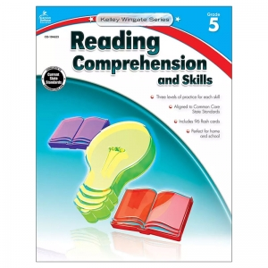 BOOK 5 READING COMPREHENSION AND  SKILLS